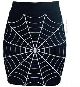 Saia teia de aranha
