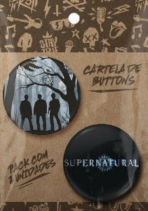KIT BOTONS SUPERNATURAL PACK 088 (161/204)