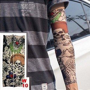 Luvas Tattoo