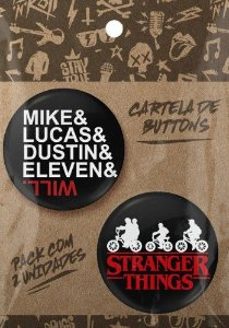 KIT BOTONS STRANGER THINGS PACK 078 (180/181)