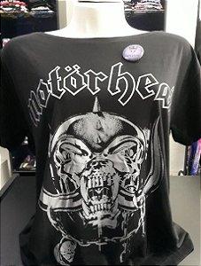 Blusa Canoa Motorhead