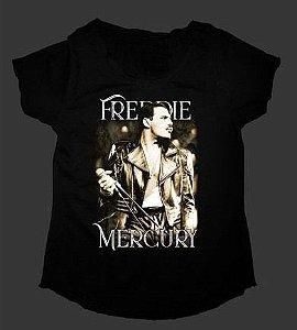 Blusa Canoa Freddie Mercury