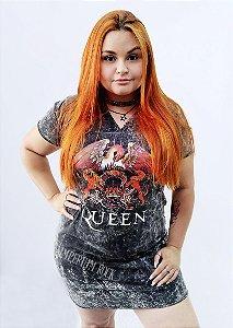 Vestido Estonado Queen