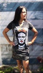 Vestido Estonado Frida Kalo