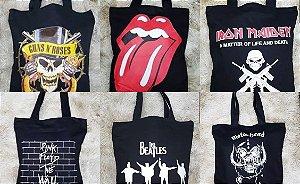 Bolsa Bandas de Rock