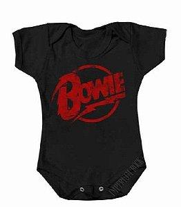 Body Bebê Bowie