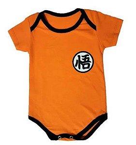 Body Bebê Dragon Ball