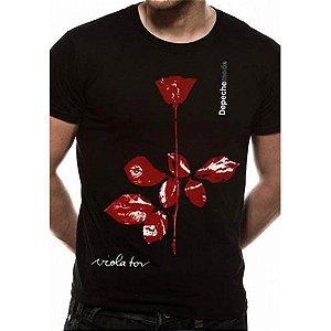 Camisa Depeche Mode Violator