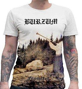 Camisa Burzum Filosofem
