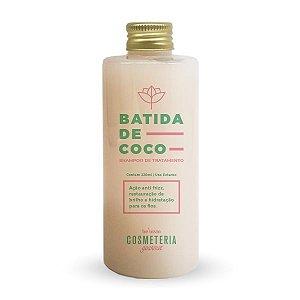 Batida de Coco- Shampoo de Tratamento