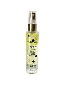 Água Thermal FPS 44 FPS UVA 18 - Enriquecida com Cannabinoid oil system, Ác . Hialurônico, Vitamina C