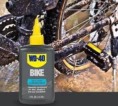Lubrificante úmido Bike Wet 110ml