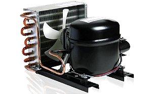 Unidade Condensadora ELGIN 0085D1I 1/4HP R-134A 127V 60HZ