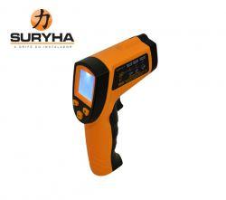 Termômetro laser digital Suryha