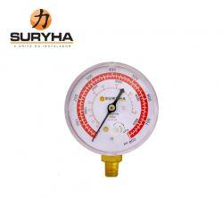 Manômetro de alta R410 SURYHA