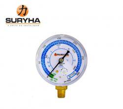 Manômetro de baixa R410 SURYHA