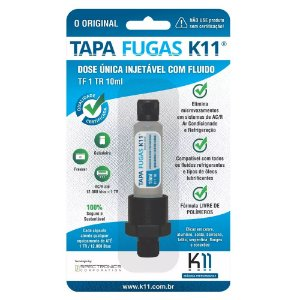 K11 TAPA FUGAS 1TR - 10ml