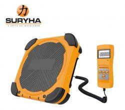 Balança eletrônica com fio e maleta SURYHA