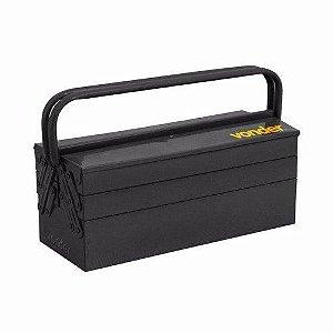 Caixa metálica para ferramentas com 5 gavetas VONDER