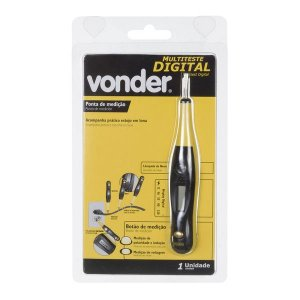 Multiteste digital VONDER