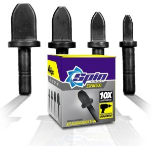 KIT Alargador SSPIN 500 - 4 peças