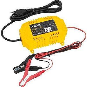 Carregador Inteligente de Bateria CIB070 127V VONDER