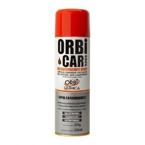 Orbi Car 2000 - Descarbonizante 300ml