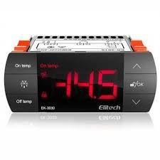 EK-3030 Controlador Digital Temperatura Congelados ELITECH