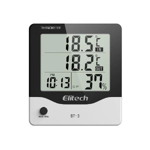 TERMOHIGROMETRO DIGITAL BT-3 ELITECH