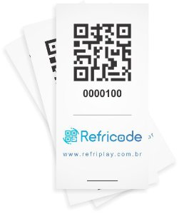 REFRICODE Refriplay - 30 codes