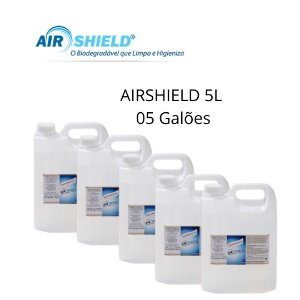 Air Shield Limpeza de serpentina 5LT - 5 galões