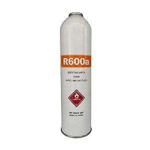 Gás R600A  400gr Isobutano TCOOL lata descartável