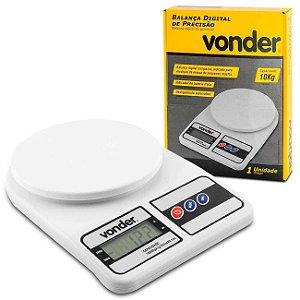 Balança Digital de Precisão VONDER 10KG 38.85.001.010