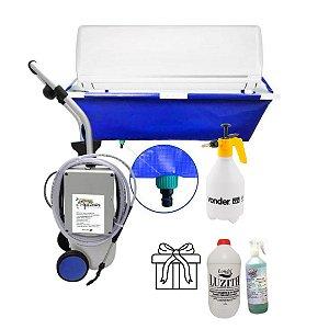 KIT Higienização Intermediário POP Clean 1P coletor 7 a 24KBTU GBMAK