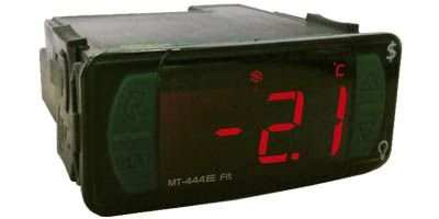 MT444E FIT VER.01 115/230Vac - Controlador de TEMP FULL GAUGE