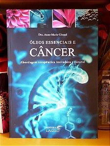 Livro - Óleos Essenciais e Câncer