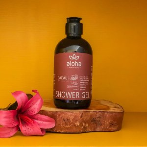 Shower Gel Cacau 250 ml  - Aloha