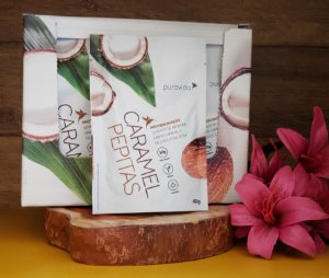 Caramel Pepitas Protein Snacks - PURA VIDA