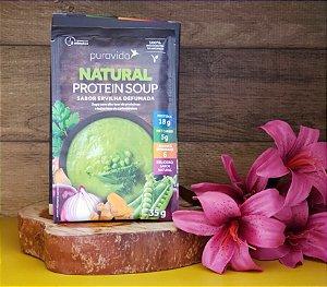 Natural Protein Soup Ervilha Defumada: sachê 35g - PURA VIDA