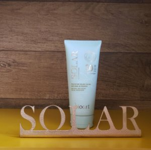Protetor Solar Facial Natural & Vegano FPS30 70g - Bioart