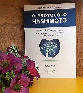 LIVRO - O PROTOCOLO DE HASHIMOTO- Editora Laszlo