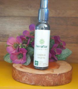 Óleo Sinergia Vegetal 120 ml - Terra Flor