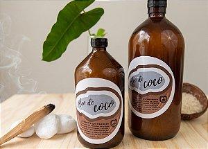 Óleo Vegetal Coco Palmiste - Amor de Maynha