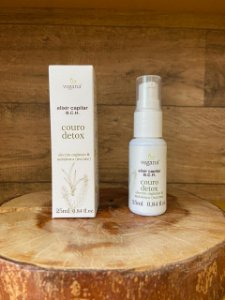 Vegana Elixir Couro Detox Tea Tree 25ml- WNF