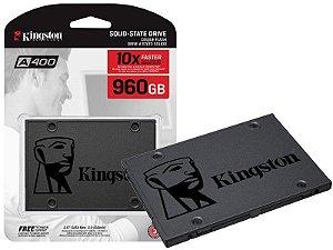 Ssd Kingston 960Gb Sata 6gb/s 2.5  A400 500mb/s