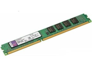MEMÓRIA 4GB DDR3 12800  KINGSTON