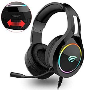 Headset Havit Gamenote E-Sports 3.5mm HV-H2232d