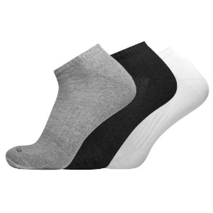 Kit 3 Meias de Algodão Cano Curto Cores Sortidas Ted Socks 1400