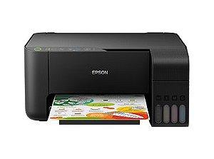 Multifuncional Epson EcoTank L3150, Jato de Tinta, Colorida, Wi-Fi, Bivolt