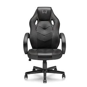 Cadeira Gamer Warrior Tongea Preto - GA182
